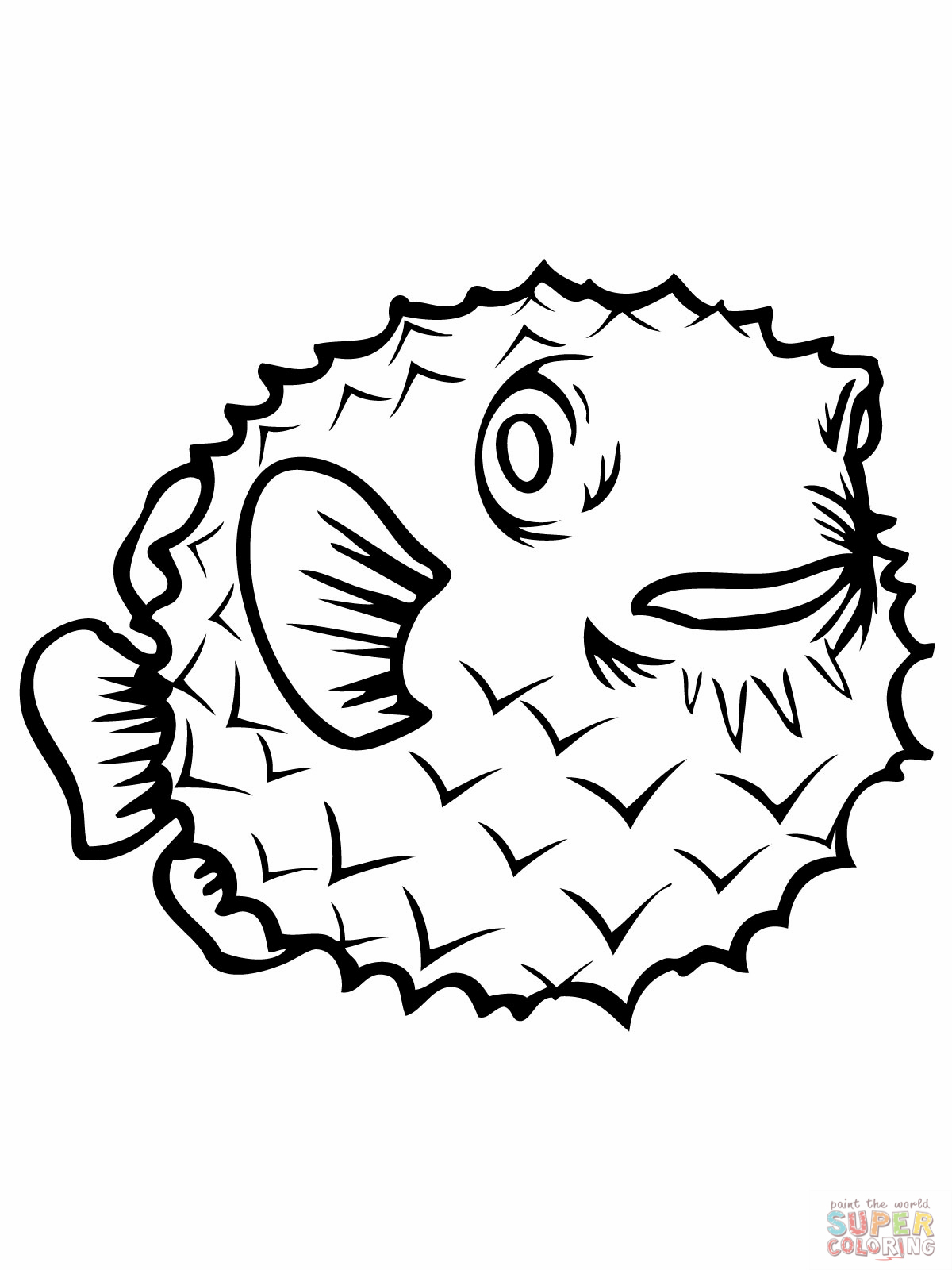 porcupine coloring page clipart panda free clipart images