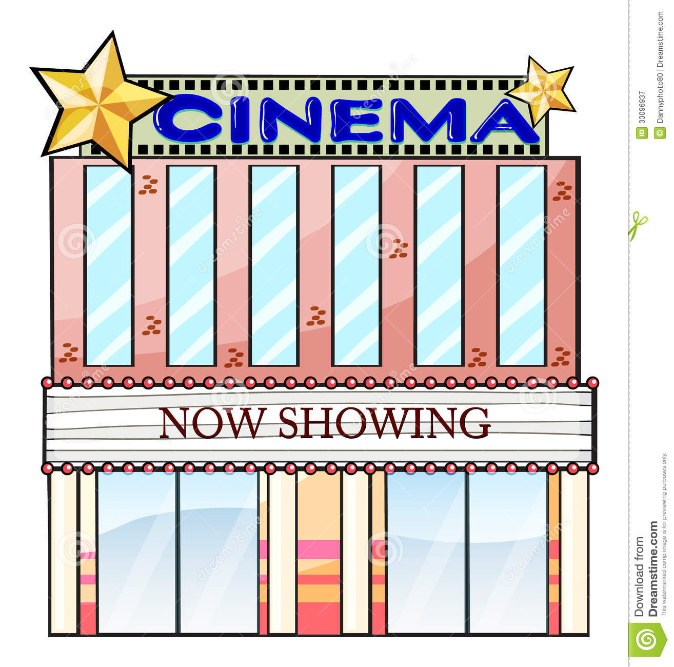 clipart movies cinema - photo #19