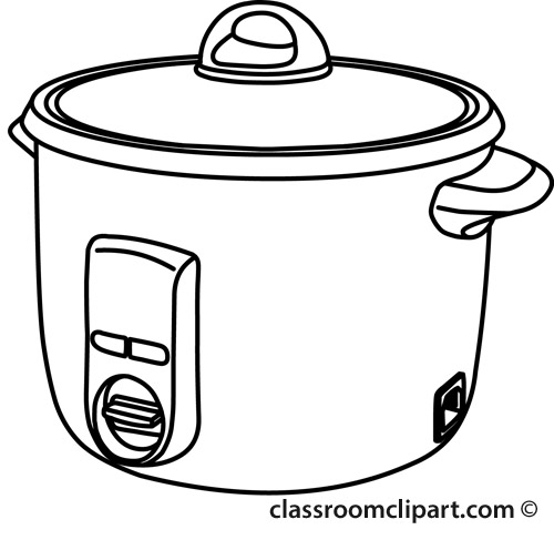 Cooking Clipart Black And White Clipart Panda