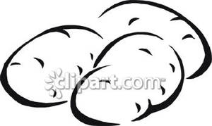 The gallery for --> Sweet Potato Clipart Black And White