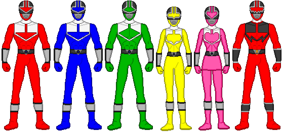 Power Rangers Time Force By Clipart Panda Free Clipart