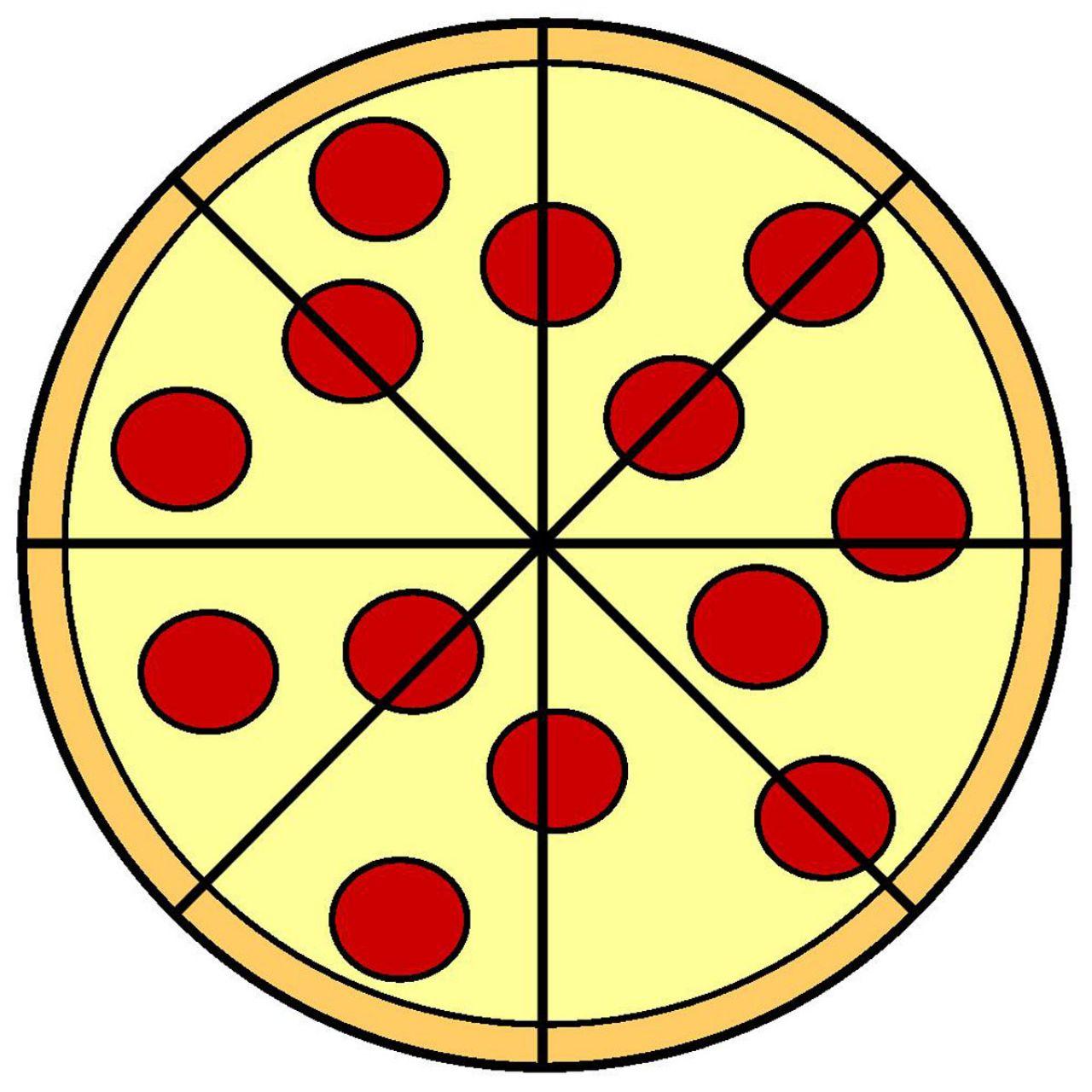 pepperoni pizza clip art clipart panda free clipart images rh clipartpanda com Sausage Pizza Slice Cheese Pizza