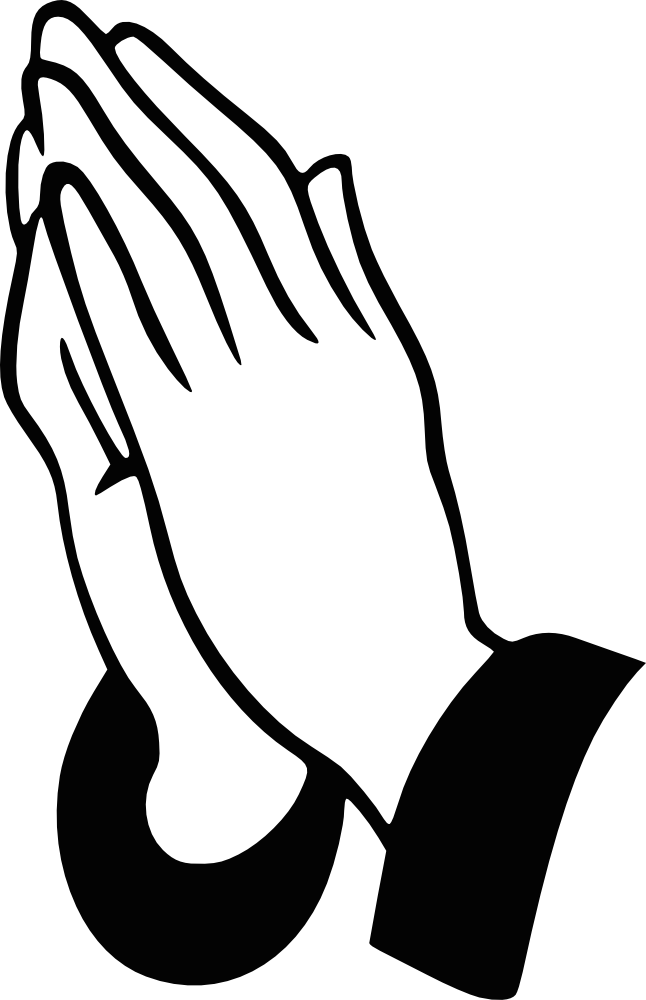 Praying Clip Art