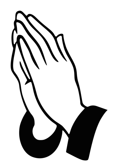 prayer praying hands clipart rh worldartsme com praying hands clipart praying hands clipart black and white