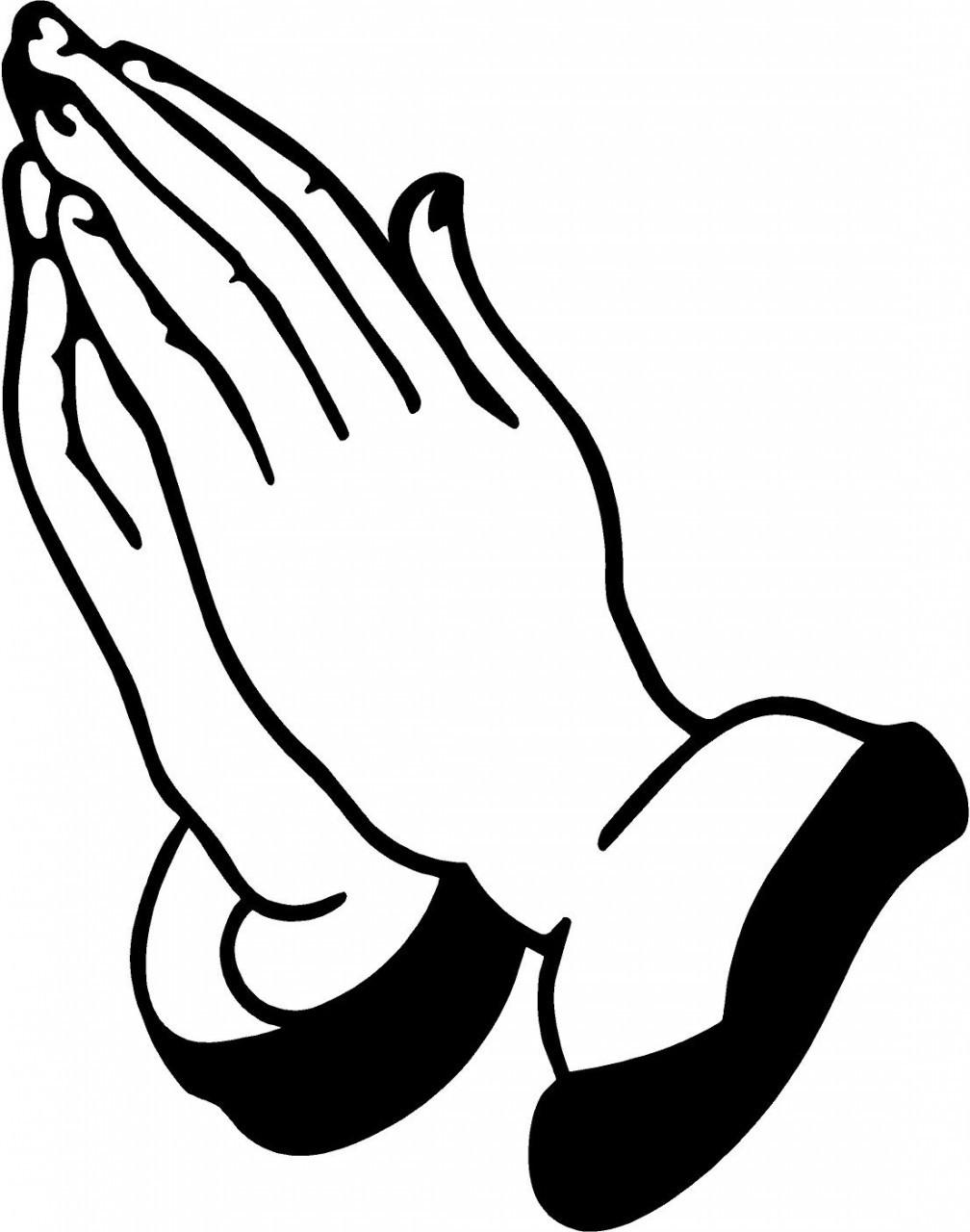 Prayer Hands Clipart