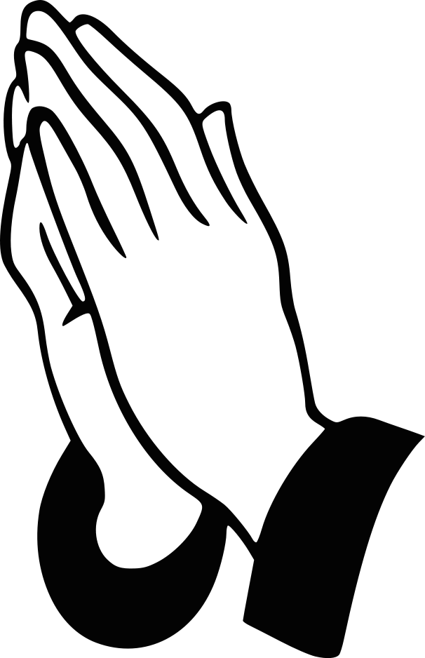 praying hands clipart free jpg color clipart panda