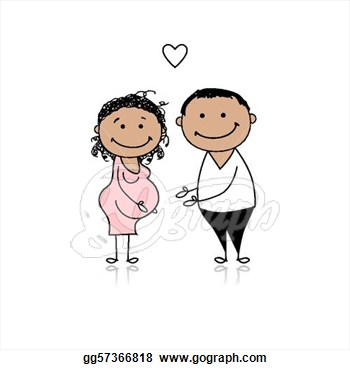 Expecting A Baby Clipart for baby, pregn...