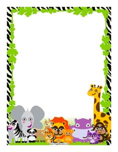 Preschool Border Clipart | Clipart Panda - Free Clipart Images