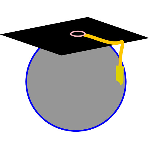 graduation clip art borders clipart panda free clipart images rh clipartpanda com graduation clipart pictures graduation clipart 2018