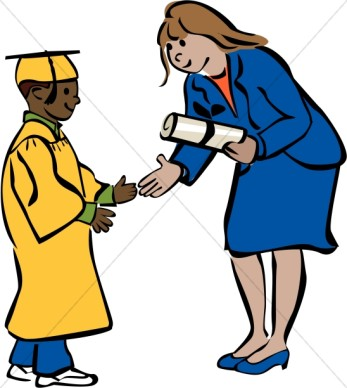 Graduation Clip Art