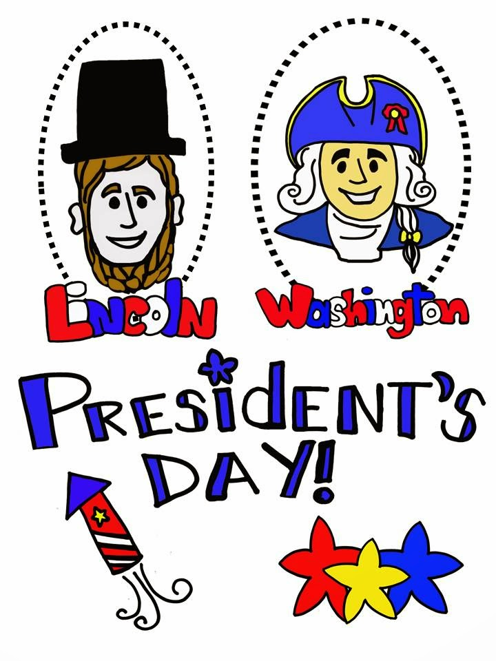 Presidents Past Clip Art