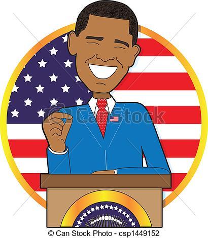 obama clip art clipart panda free clipart images barack obama clip art black and white Barack Obama Clip Art Black and White
