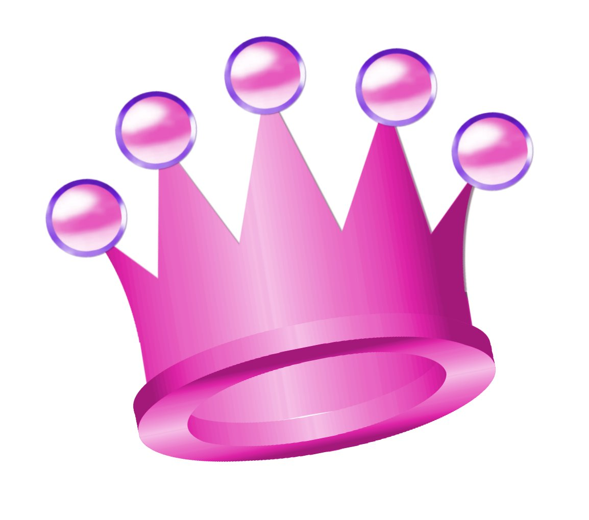 Prince And Princess Clipart | - 59.9KB