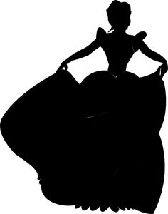 princess%20clipart%20black%20and%20white