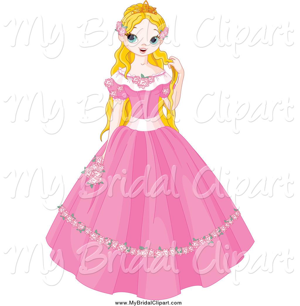 Princess dress clipart clipart panda free clipart images - Images princesse ...