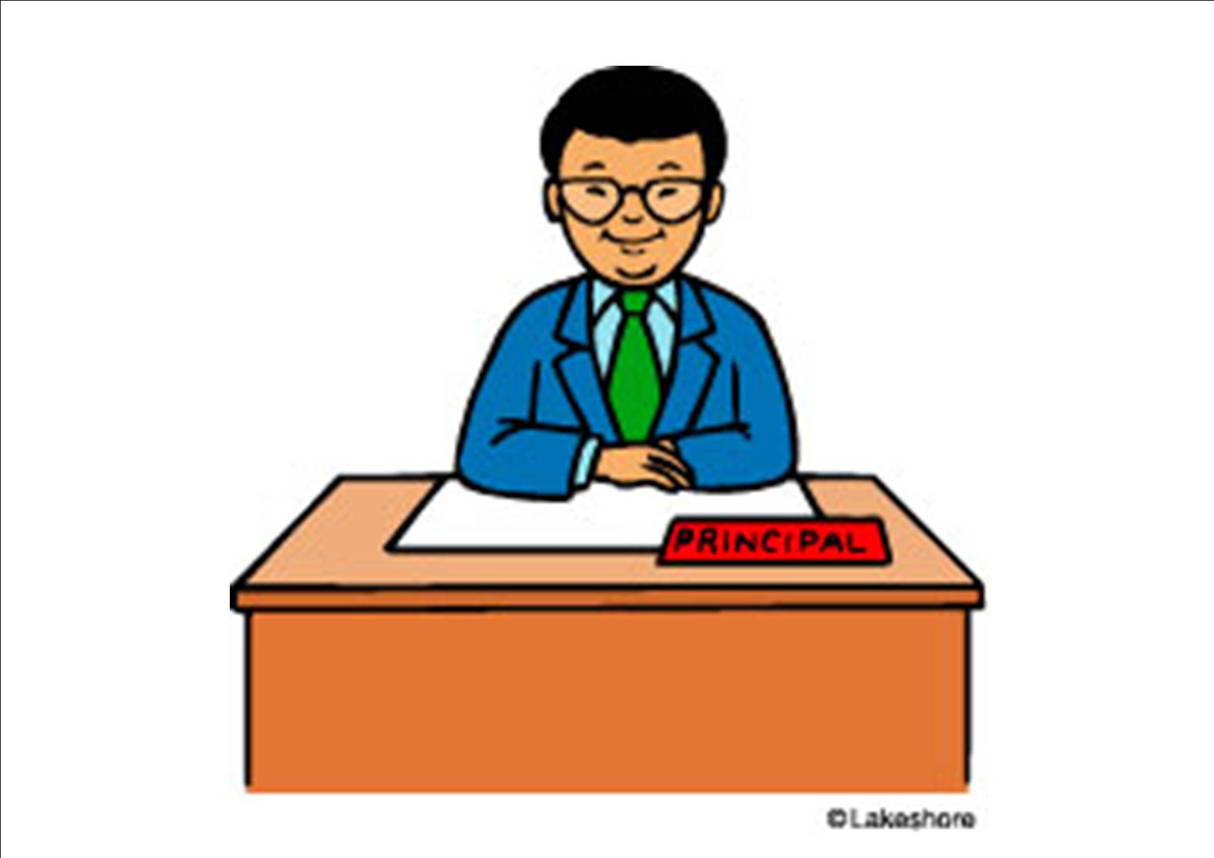 principal s office clipart clipart panda free clipart images Student Sitting at Desk Clip Art Black and White Back of Students Sitting at Desks Clip Art
