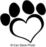 Clip Art Pawprint Clipart grizzly bear paw print clipart panda free images