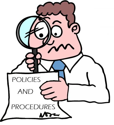 Procedures Clipart Policy And Procedure Clipart