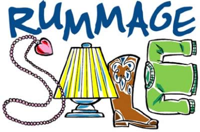 Rummage Sale (clip-art artist | Clipart Panda - Free Clipart Images