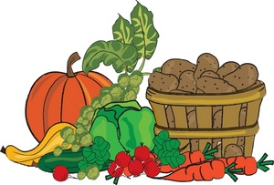 Food Garden Clipart