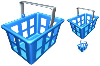 clipart financial clip 3d basket cliparts computer 20clipart library