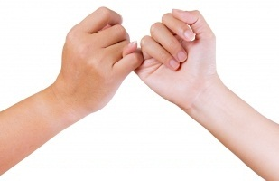 pinky promise | Clipart Panda - Free Clipart Images