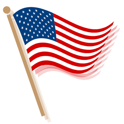 american flag clip art waving clipart panda free clipart images rh clipartpanda com free clipart american flag and soldier free clipart of american flags