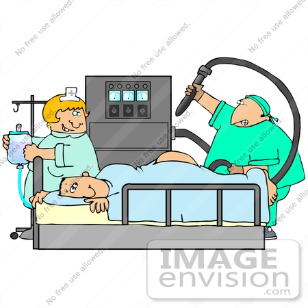What is the prostate exam procedure pdf