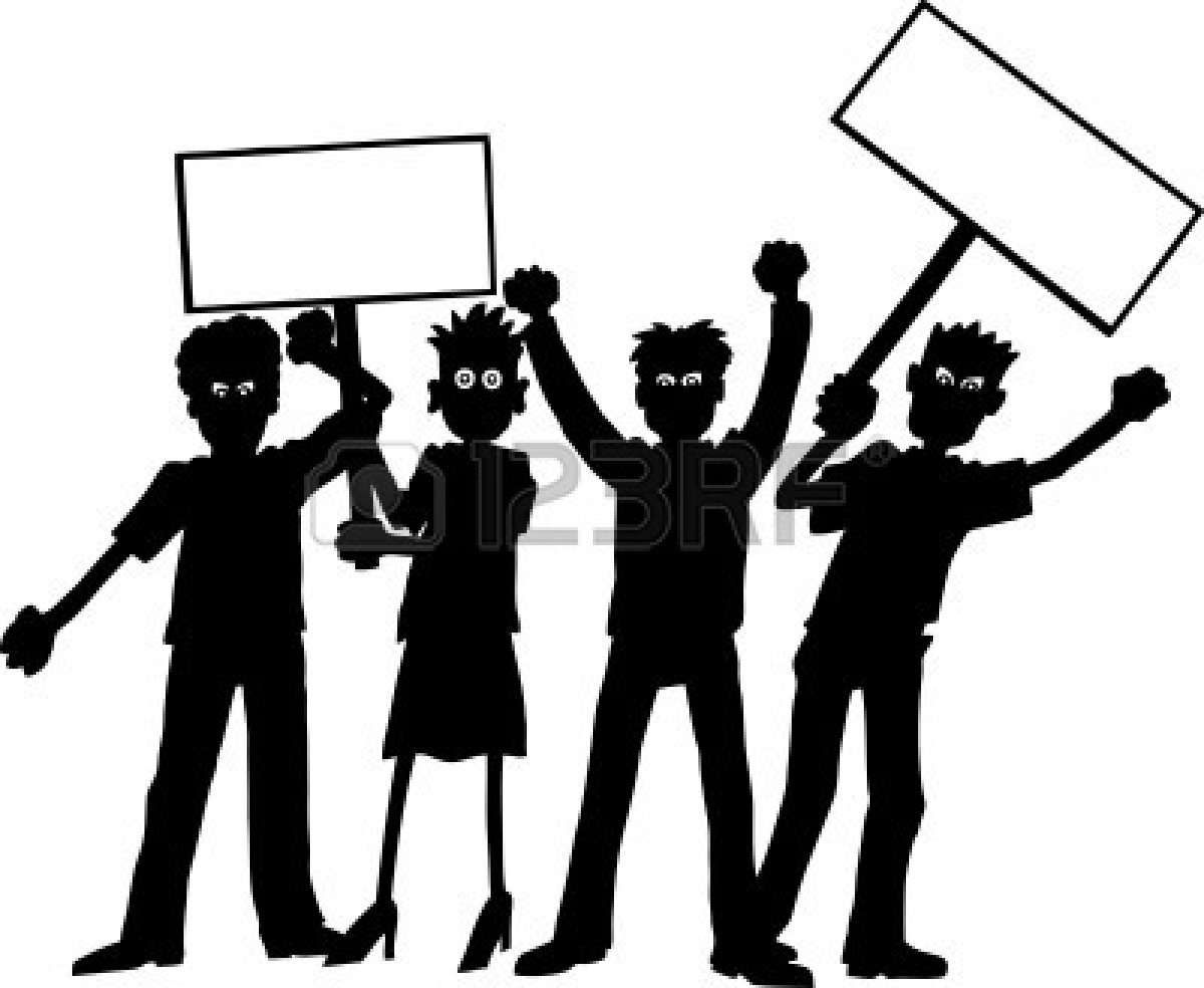 Group Of Angry People Clipart | Clipart Panda - Free ...