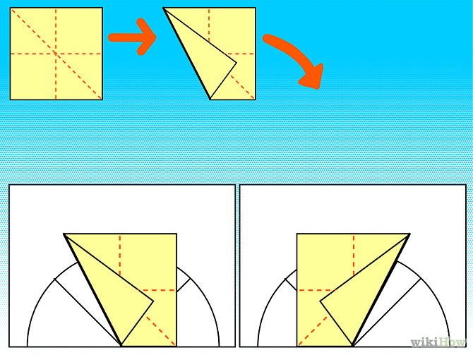how to make protractor with cardboard