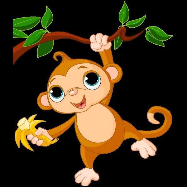 baby monkey cartoon clip art clipart panda free clipart images rh clipartpanda com