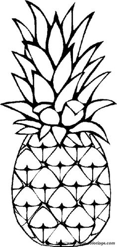 Gallery For gt Psych Pineapple Drawing
