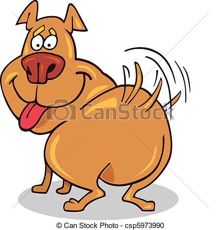 happy dog Vector Clipart   Clipart Panda - Free Clipart Images