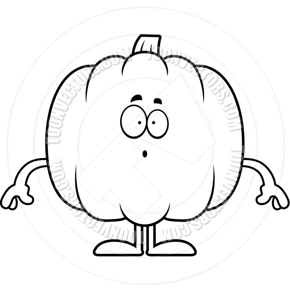 pumpkin%20clipart%20black%20and%20white%20vines