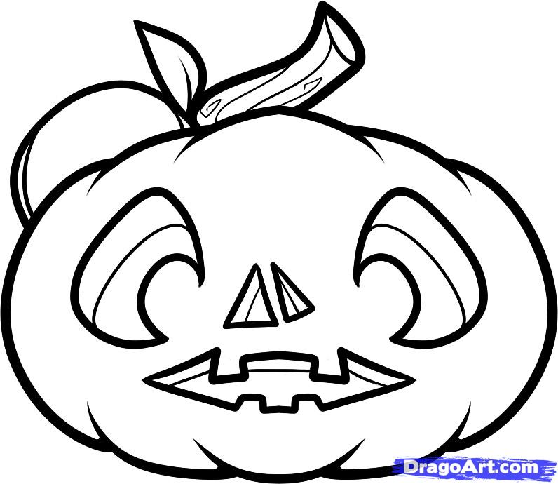 pumpkin20outline20drawing
