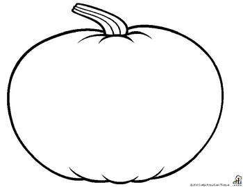 Juicy image with pumpkins printable