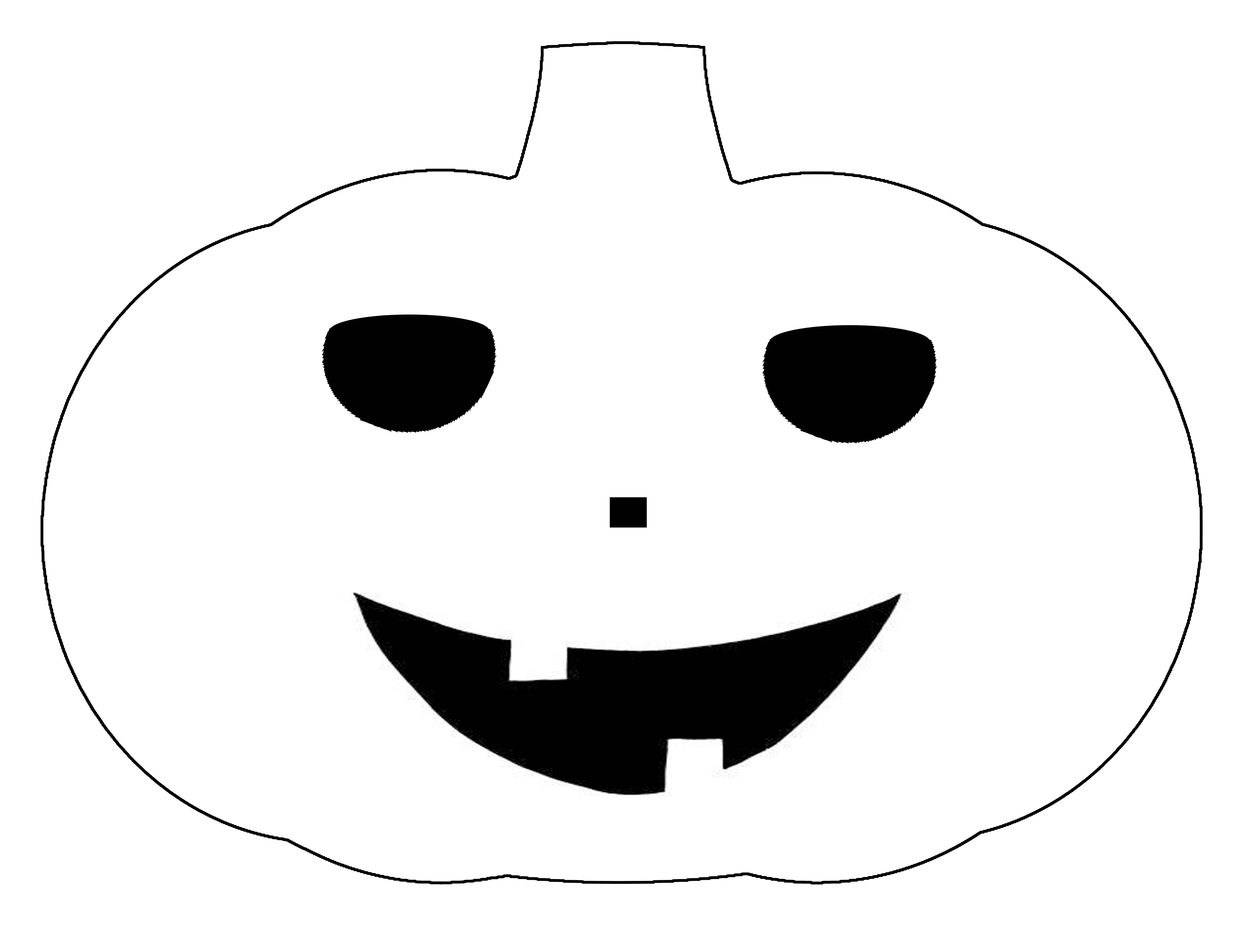 pumpkin20outline20template - Halloween Pumpkin Outline