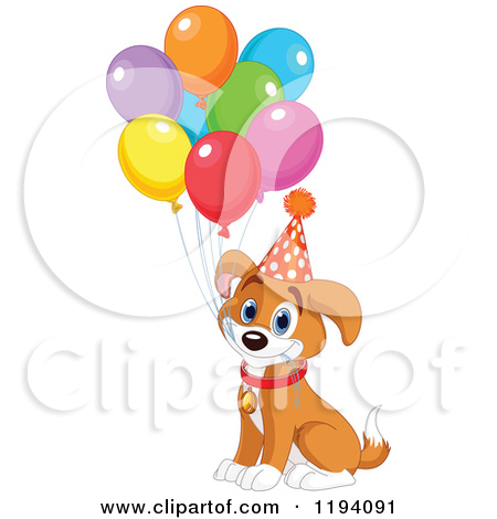 Puppy Birthday Clipart Clipart Panda Free Clipart Images