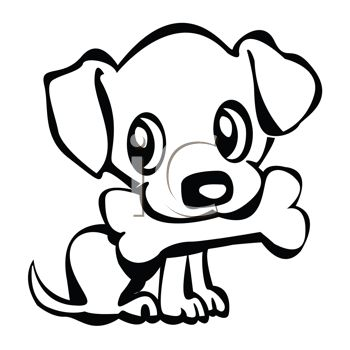puppy dog face clip art clipart panda free clipart images rh clipartpanda com puppies clipart black and white poppies clipart free black and whte