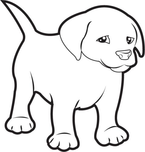 puppy clip art black and white clipart panda free clipart images rh clipartpanda com pet shop clipart black and white pet clipart black and white free
