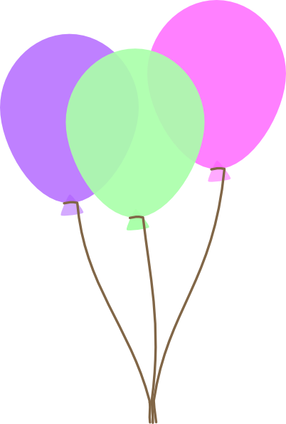 party balloons clipart clipart panda free clipart images rh clipartpanda com  free balloon clipart