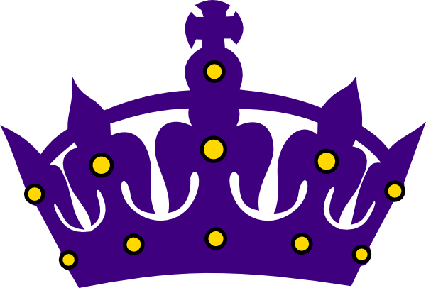 Purple Crown Clipart | Clipart Panda - Free Clipart Images