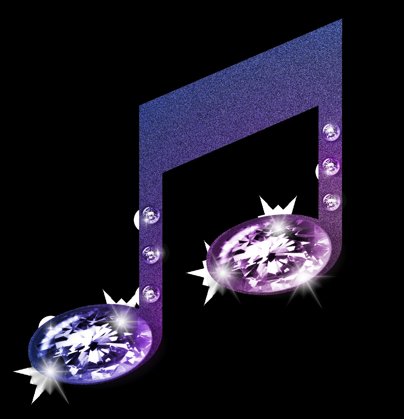 Purple Music Note Clip Art | Clipart Panda - Free Clipart ...