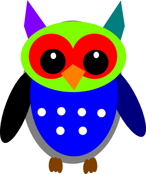 Purple Owl Clipart | Clipart Panda - Free Clipart Images