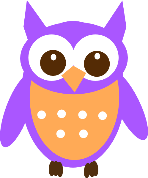 purple owl clipart clipart panda free clipart images rh clipartpanda com pink and purple owl clip art pink and purple owl clip art