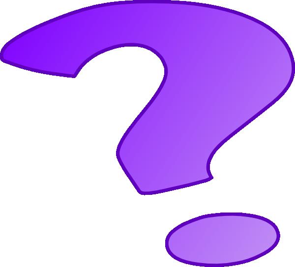 purple question mark clip art clipart panda free clipart images
