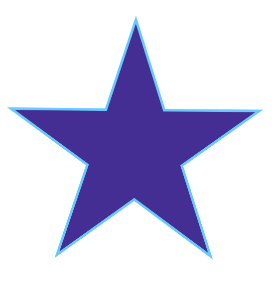 Purple Stars Clipart | Clipart Panda - Free Clipart Images