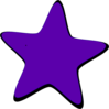 Purple Stars Clipart | Clipart Panda - Free Clipart Images