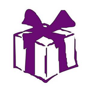 Wedding Gift Clipart : purple-wedding-cake-clip-art-0808-0711-2116-0422.jpg