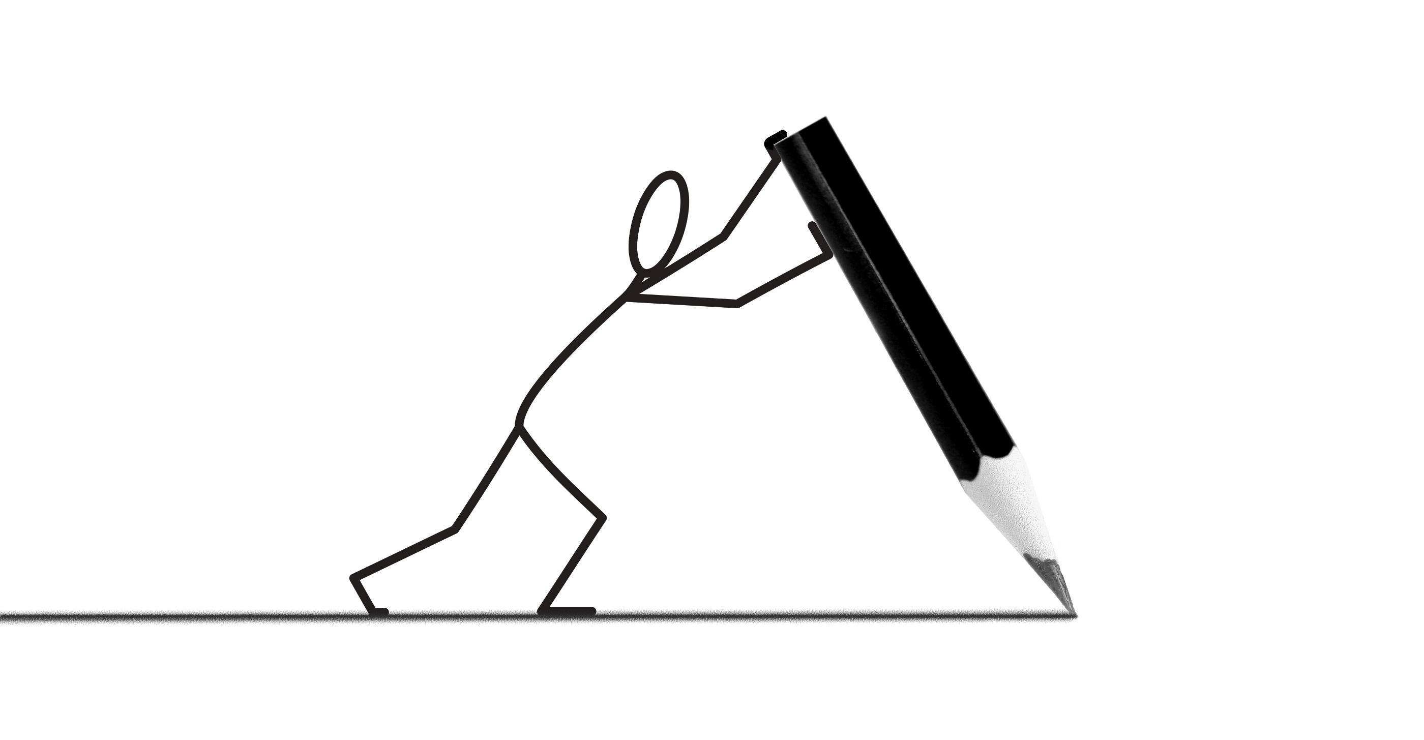 Pencil Writing Clip Art   Clipart Panda - Free Clipart Images